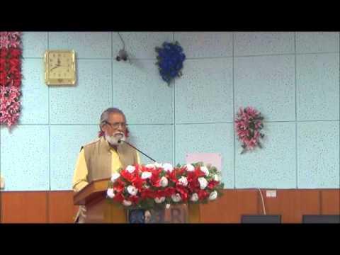 8th NCSE @ XLRI - Prof Anil Gupta (NIF, Honey Bee Network) - Keynote Address