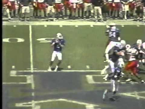Tim Couch vs  Louisville 1997