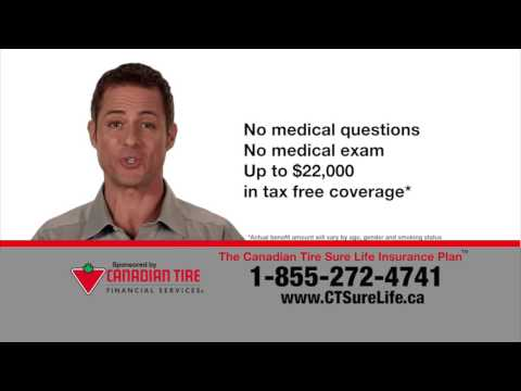 Canadian Tire Financial Services - CT Sure Life