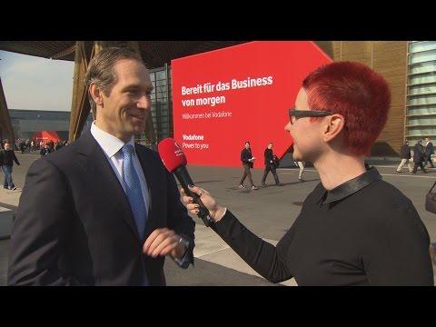 CeBIT 2015: Enterprise-Geschäftsführer Philip Lacor im Interview