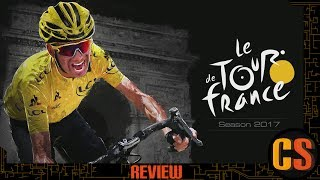 TOUR DE FRANCE 2017 - PS4 REVIEW
