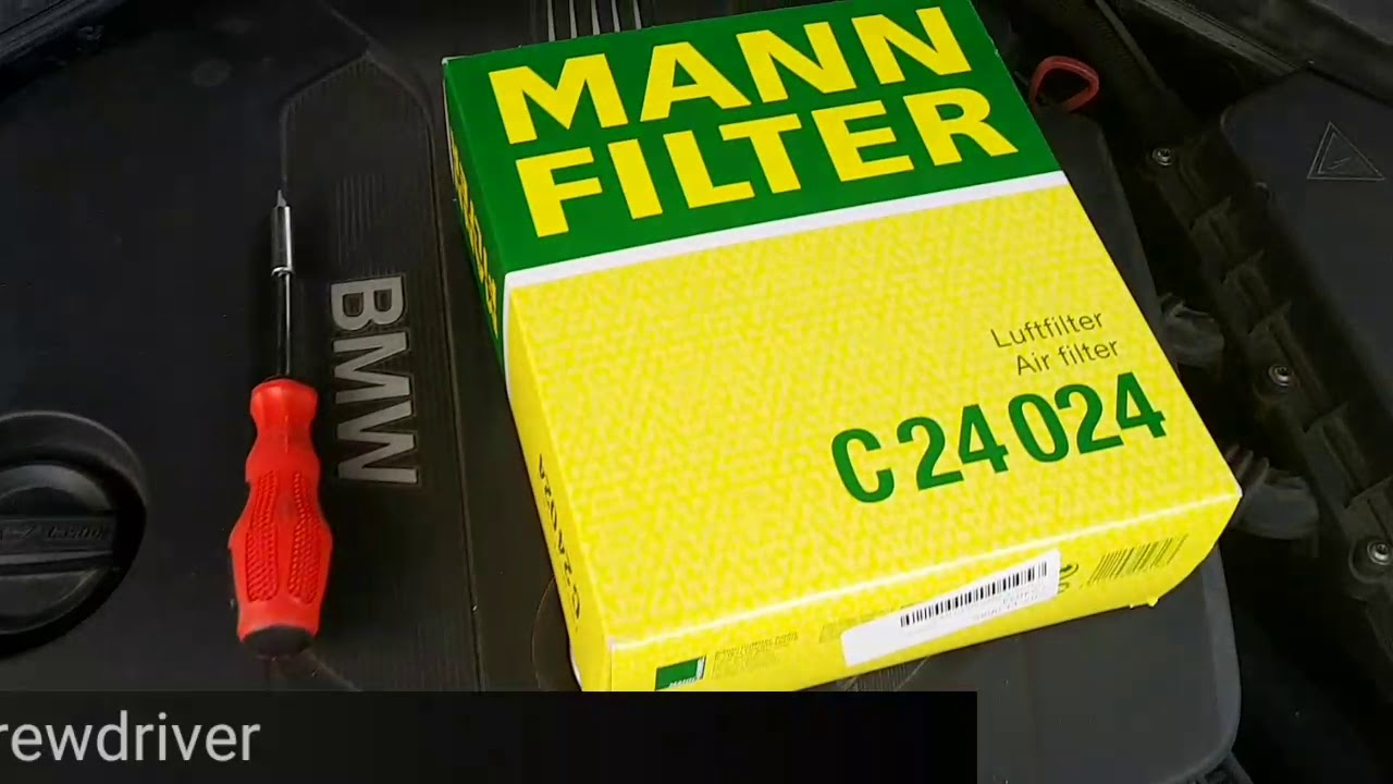 A1850 Ryco Air Filter FOR BMW 3 SERIES F30