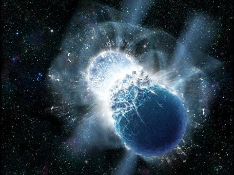 Stellar Collision Universe Sandbox 2