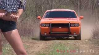 Dukes of Hazzard General Lee - Photo Shoot Behind the Scenes video of a Modern day retro fusion!