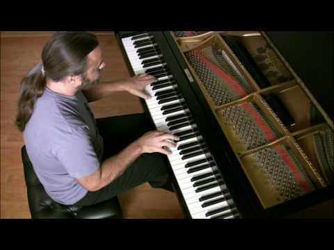 Heliotrope Bouquet by Joplin/Chauvin | Cory Hall, pianist-composer