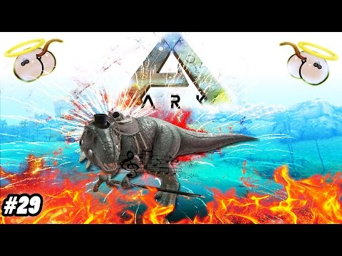 ARK Survival Evolved | GIGANOTOSAURUS MUSICAL #29 (Nederlands Gameplay)