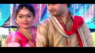 Vinita & Nilesh, Ring Ceremony.... [Yad Lagla - Sairat] LIVE VISION - 9225790632,09272652074