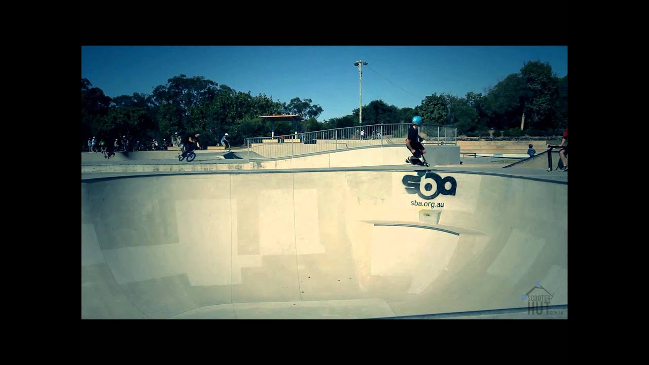 Connor k Skatepark Edit