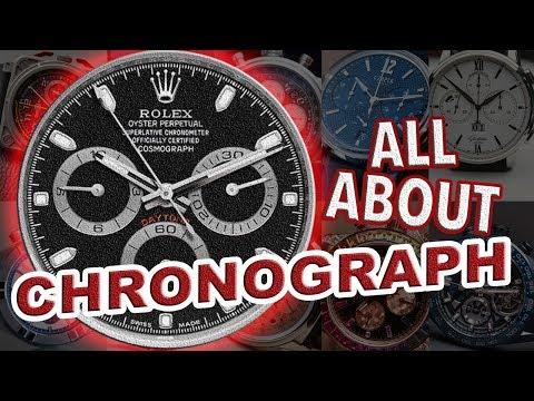 Mengenal Fungsi CHRONOGRAPH & TACHYMETER ‼️ Dari BASIC Sampe ADVANCE..‼️ #HorologyStory #Chronograph