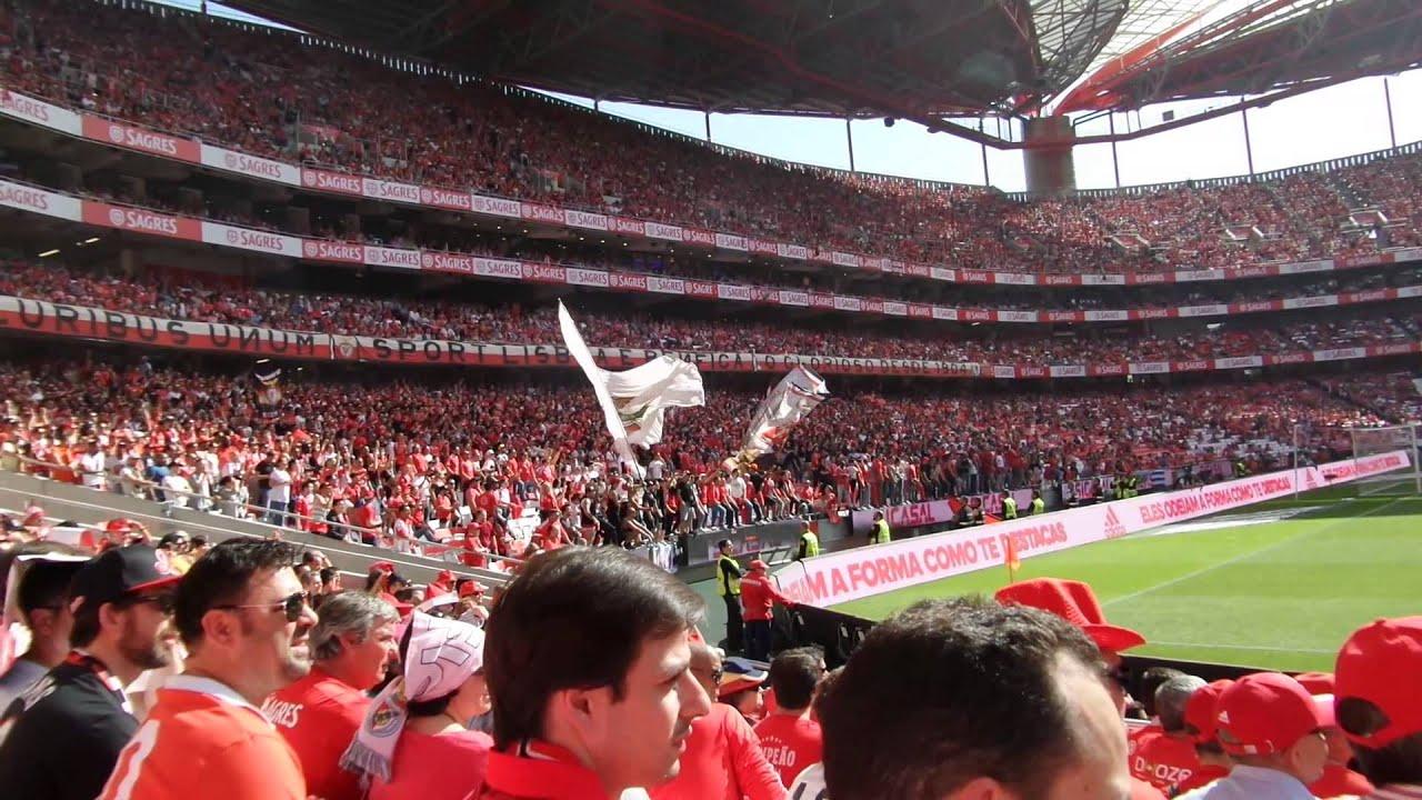Sport Lisboa E Benfica Youtube