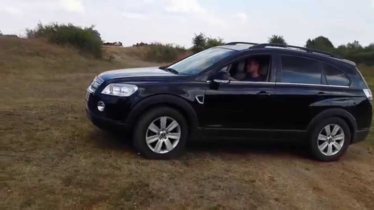 All Chevy 2008 chevrolet captiva review : Chevrolet Captiva 2.0D automat offroad - YouTube