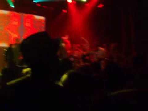 Girl Talk Montreal Concert Montage
