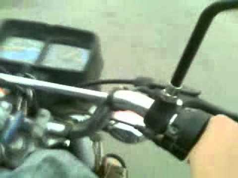 Shazi Drive Fast Bike