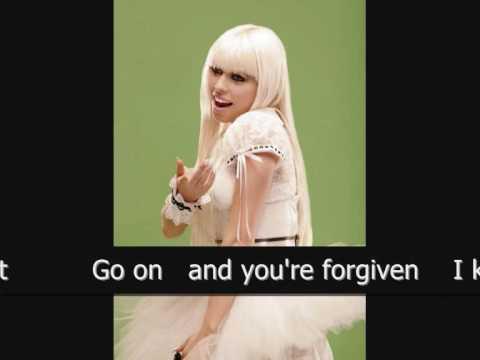 Kerli - Walking On Air (karaoke with lyrics)