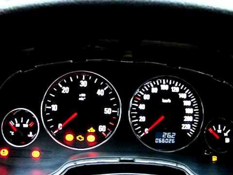 Панель приборов на smd Opel Astra G