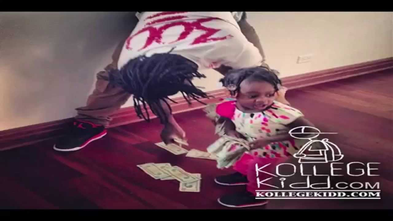 Chief Keef Daughter Car Accident