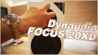 800만원대 블루투스 스피커 언박싱 다인오디오 포커스 20XD 액티브스피커 ♥ Dynaudio FOCUS 20 XD 소닉 스튜디오 #57 ♥