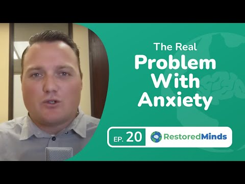 OCD & Anxiety Treatment: The Real Problem with Anxiety
