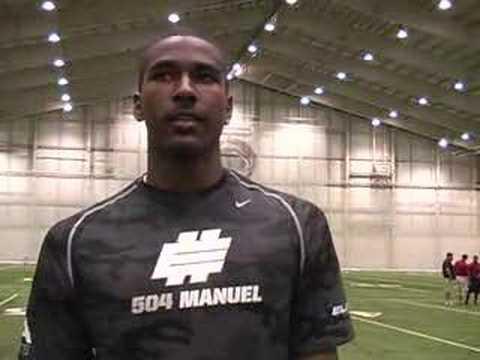 2007 Elite 11 Interview with E.J. Manuel
