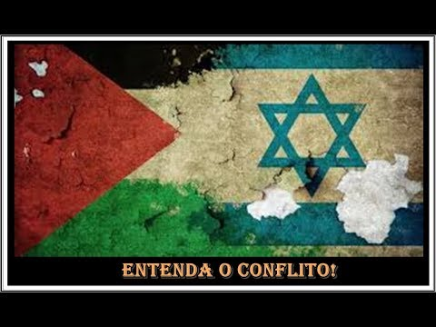 ISRAEL X PALESTINA: A História Completa Do CONFLITO!
