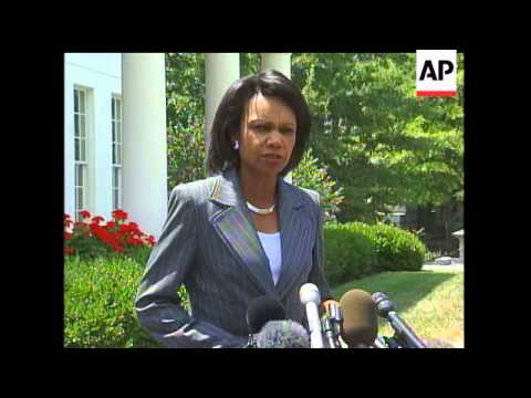 Secretary of State Condoleezza Rice said Tuesday that the United States welcomes Russia