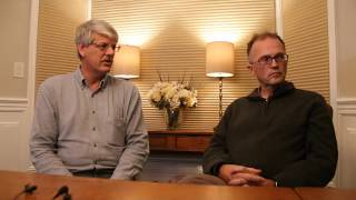 A Conversation with Guy, Paul Beckwith, and Martin Halliwell