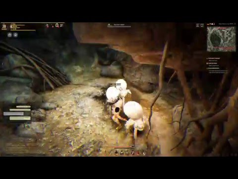black desert online how to get to helms cave
