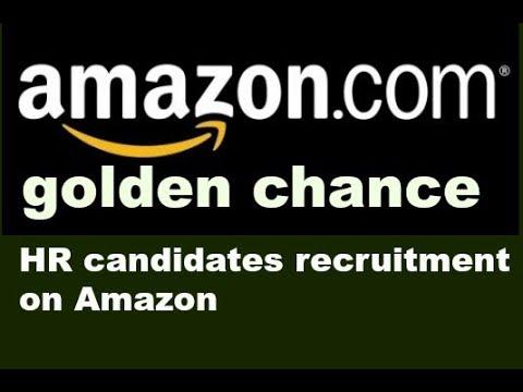 Jobs on Amazon in hr