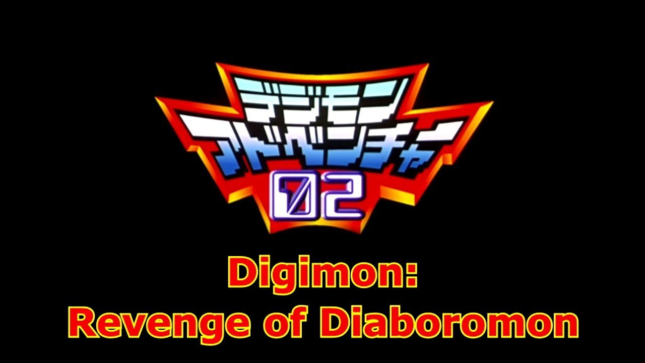 revenge of diaboromon english