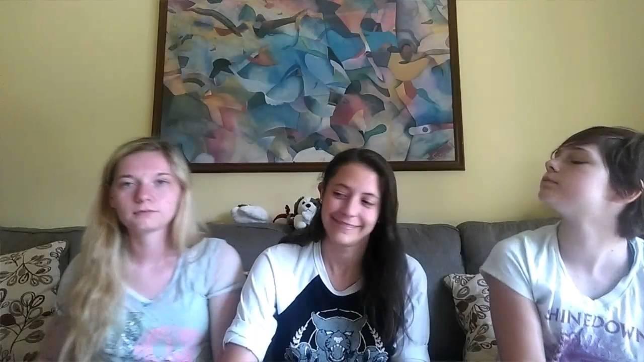 EX Girlfriend TAG LGBT edition - YouTube