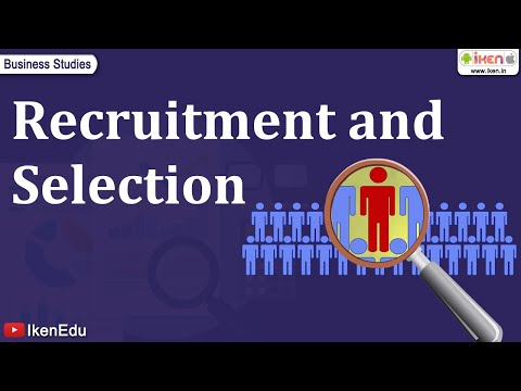 Learn the Recruitment and Selection Process of an Organization