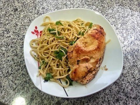 Pechuga de pollo al lim n receta de pollo f cil y - Pechugas de pollo al limon ...
