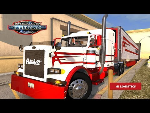 [ATS Roswell To Carlsbad] New Mexico DLC | GL Logistics Fleet Run