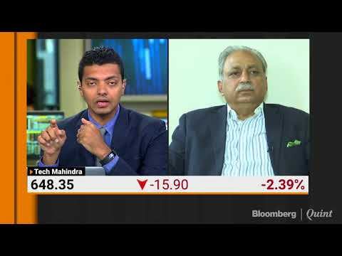 Tech Mahindra: Falling Rupee Good For Exports In Short-Term