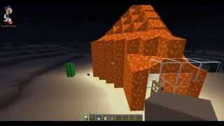 Майнкрафт: Как построить Дом из Одного Ведра ВОДЫ (Minecraft без Модов)