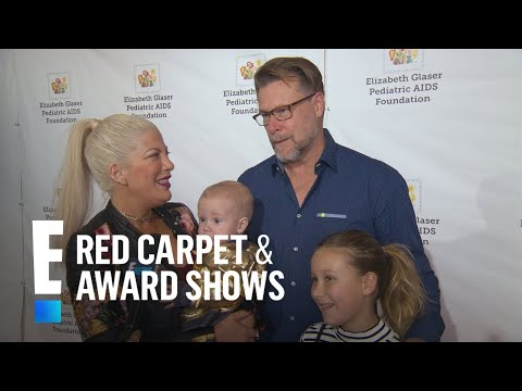 Tori Spelling & Dean McDermott on Family Halloween Costumes | E! Live from the Red Carpet