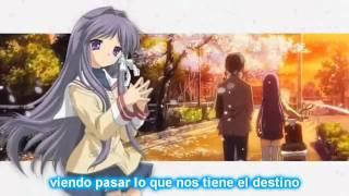 Cl4nn4d Opening - Megumeru [Fandub] *Español*
