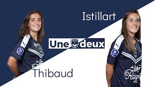 VIDEO: Une-deux avec Sophie Istillart et Julie Thibaud !
