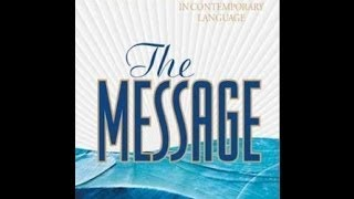 Gambar cover Gospel of John The Message Audio Bible