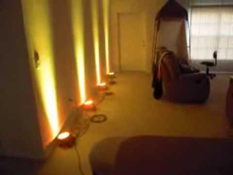 chauvet slimpar 56 and chauvet obey 3 led controller youtube. Black Bedroom Furniture Sets. Home Design Ideas