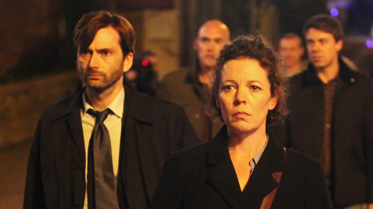 Download BROADCHURCH - Ep 5 of Must-See Drama WED SEPT 4 BBC AMERICA