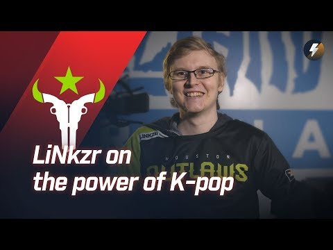 "Outlaws LiNkzr's key to success: ""You put K-pop on, and then you just frag out"""