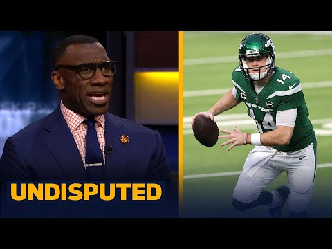 Skip & Shannon react to Jets' Sam Darnold being traded to the Carolina Panthers | NFL | UNDISPUTED