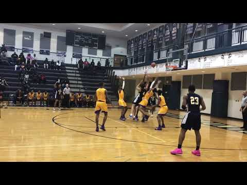 New Life Christian Academy vs Quality Education Academy...BAD REFS AND HYPE GAME   ITVRICVN