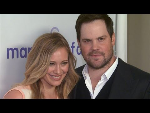 Hilary Duff Snapped Sharing a Smooch with Ex-Husband Mike Comrie -- See The Photo!