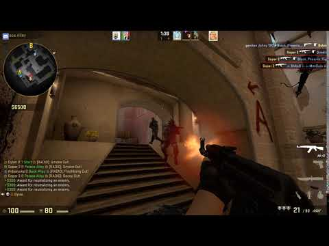 5 second Ace on enemy eco