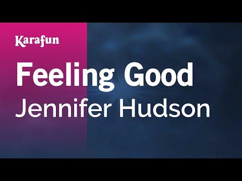 Karaoke Feeling Good - Jennifer Hudson *