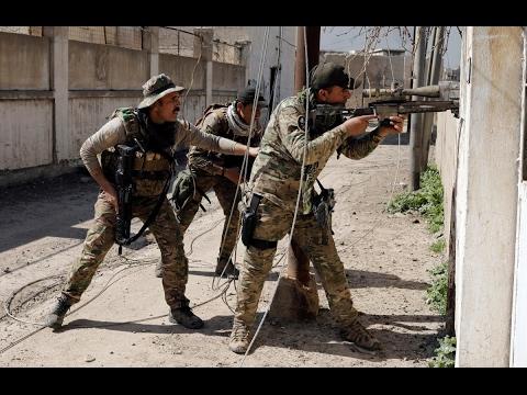 أخبار عربية   القوات العراقية المشتركة تقطع الطريق الرابط بين #الحضر وراوة