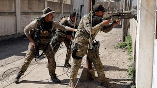 أخبار عربية | القوات العراقية المشتركة تقطع الطريق الرابط بين #الحضر وراوة