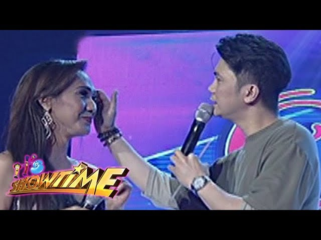 "It's Showtime Miss Q & A: Vhong Navarro shares ""kilig' vibes on It's Showtime"